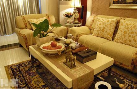 沙发图片简欧式风格